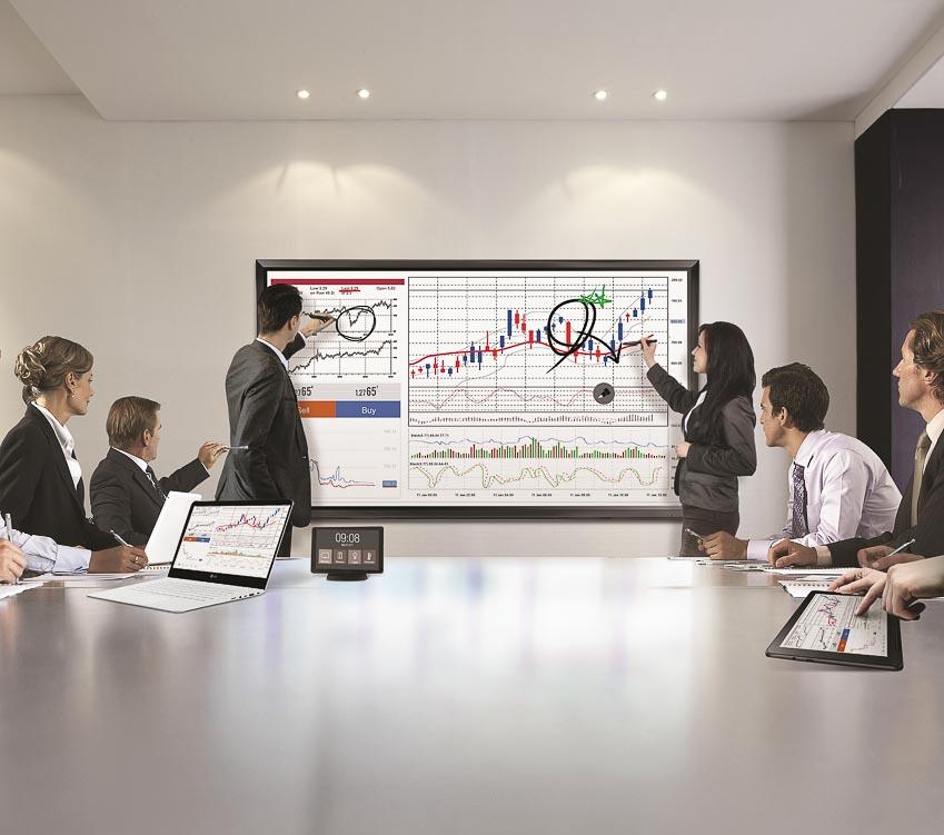 LG đẩy mạnh các dòng màn hình thông minh tại VN 4