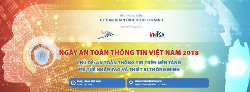 Ngày An toàn Thông tin Việt Nam 2018 1