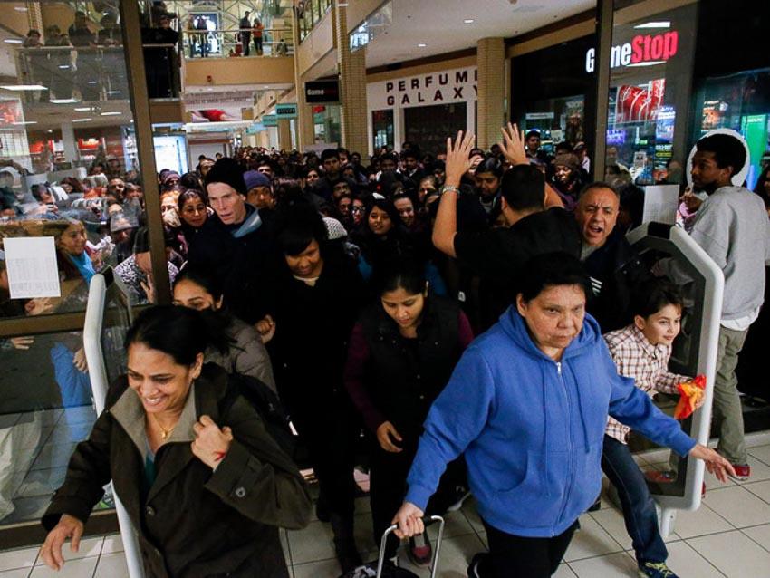 ngày hội mua sắm Black Friday 2