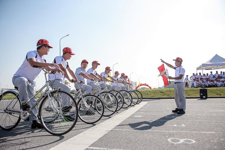 Ngày hội thể thao và hiến máu ở Bridgestone Việt Nam 3