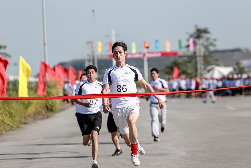 Ngày hội thể thao và hiến máu ở Bridgestone Việt Nam 4