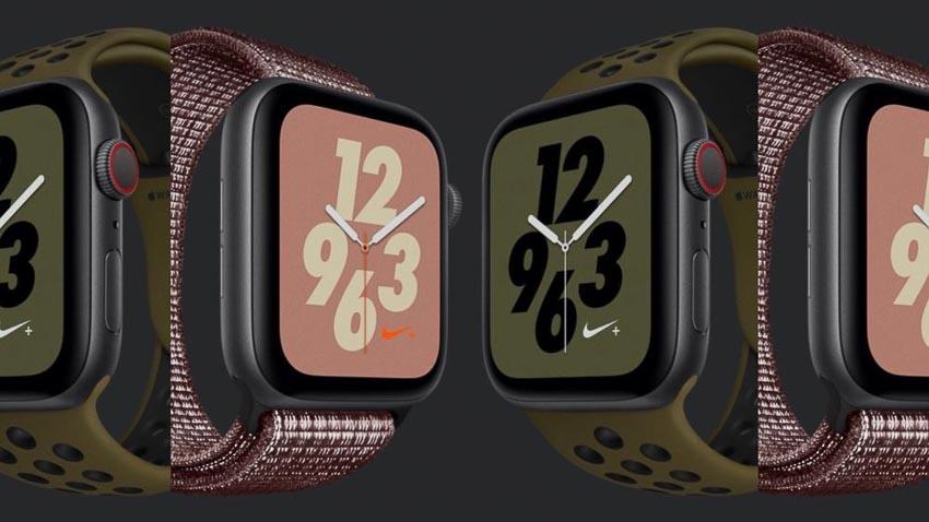 Nike ra mắt 3 phiên bản dây mới cho Apple Watch Nike+ 4
