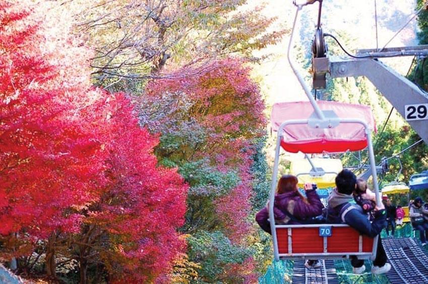 Núi Takao ở Tokyo 4