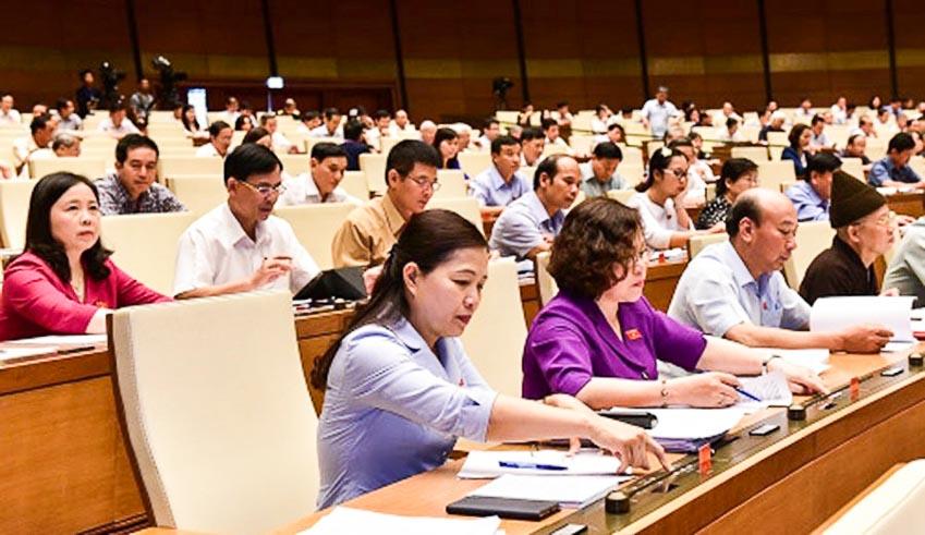 Quốc hội đưa ra quyết định nhiều nội dung quan trọng về kinh tế 2