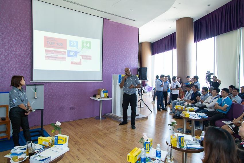 Saint-Gobain Việt Nam ra mắt sản phẩm Gyproc Habito và Levelline Flex 1