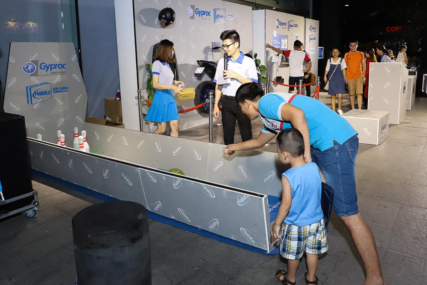 Saint-Gobain Việt Nam ra mắt sản phẩm Gyproc Habito và Levelline Flex 5