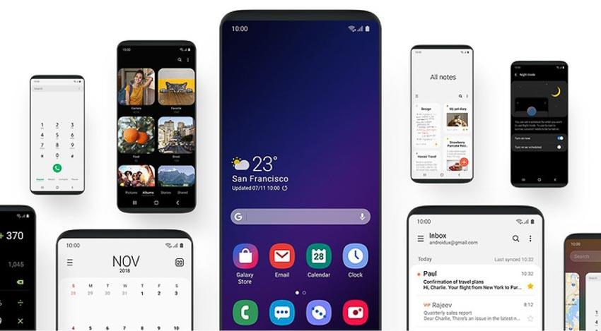 Giao diện mới One UI của Samsung 1