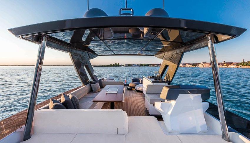 siêu du thuyền Ferretti Yachts 670 5