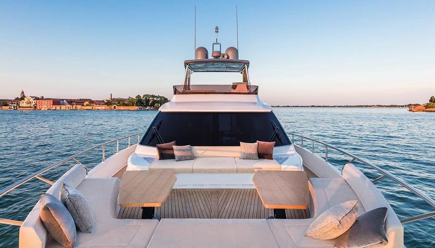 siêu du thuyền Ferretti Yachts 670 9