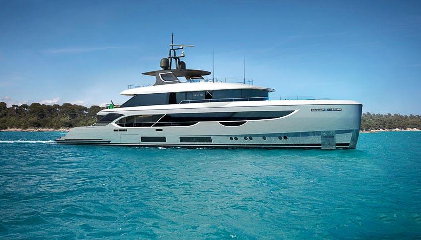 siêu du thuyền Oasis 135' 2