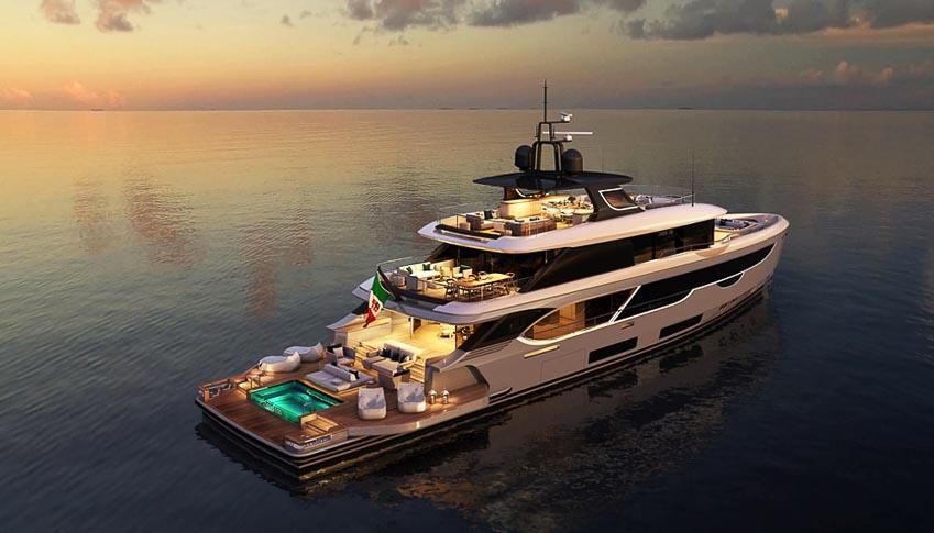 siêu du thuyền Oasis 135' 5