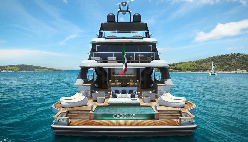 siêu du thuyền Oasis 135' 6