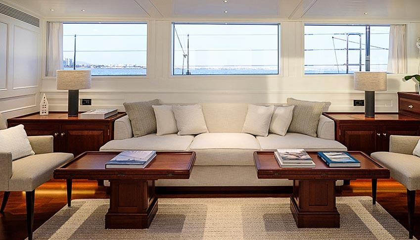 Siêu du thuyền Royal Huisman Aquarius 10