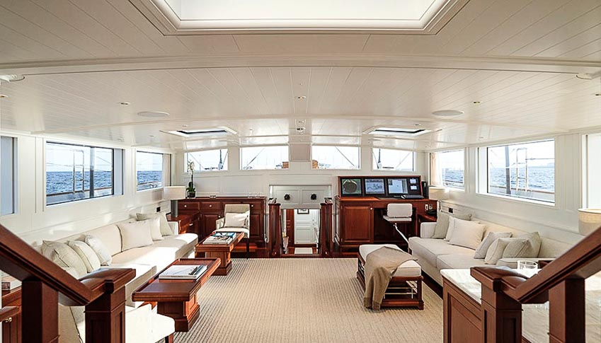 Siêu du thuyền Royal Huisman Aquarius 12