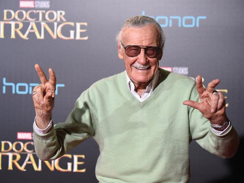 Stan Lee đã kiến tạo cả một vũ trụ Marvel huyền thoại 6