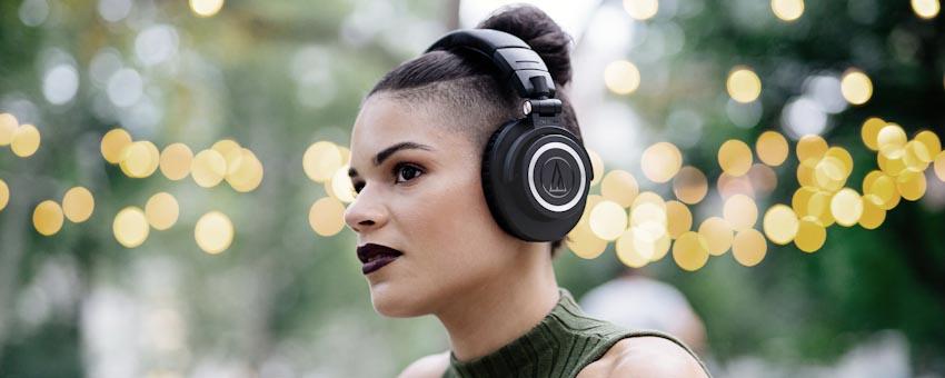 Tai nghe không dây ATH-M50xBT của Audio Technica 2