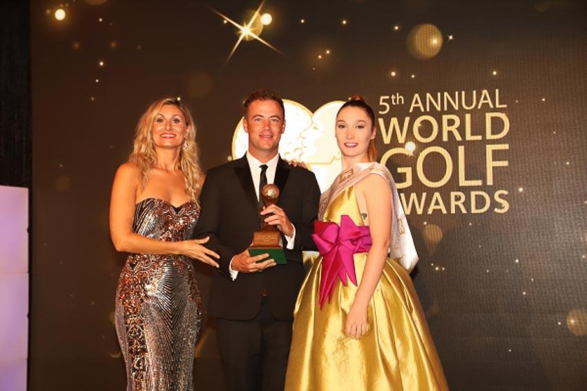 The Grand Hồ Tràm Strip nhận hai giải thưởng 3