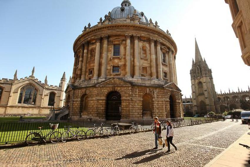 Top 10 trường đại học tốt nhất thế giới 5