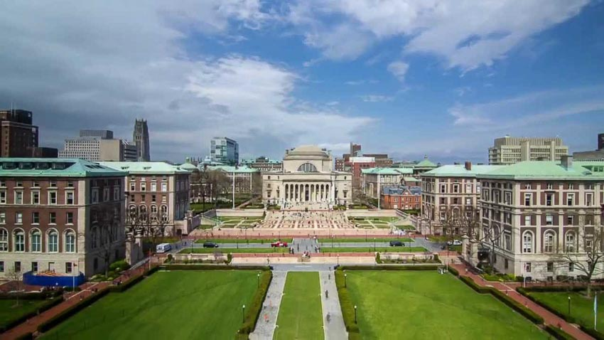 Top 10 trường đại học tốt nhất thế giới 8