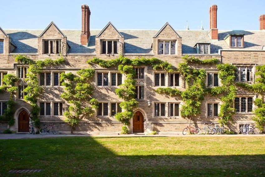 Top 10 trường đại học tốt nhất thế giới 9