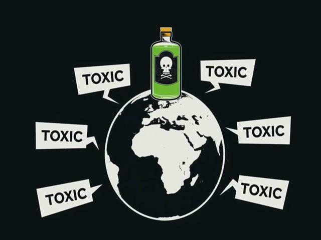 """""""Toxic"""" là từ ngữ của năm 2018 do Oxford Dictionary bình chọn 3"""