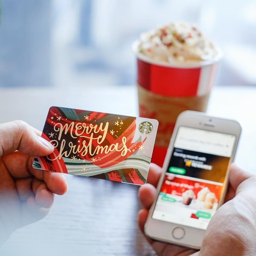 Starbucks VN giới thiệu thẻ và ứng dụng Starbucks trên smartphone 9
