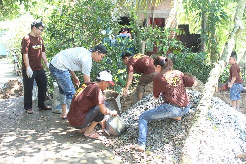 Tháng Tình nguyện toàn cầu 1