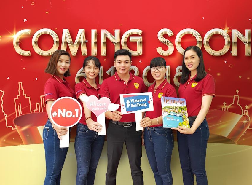 Vietravel mở chi nhánh mới tại Tây Nam Bộ 1