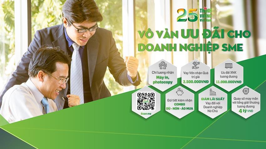 VPBank ưu đãi cho khách hàng doanh nghiệp
