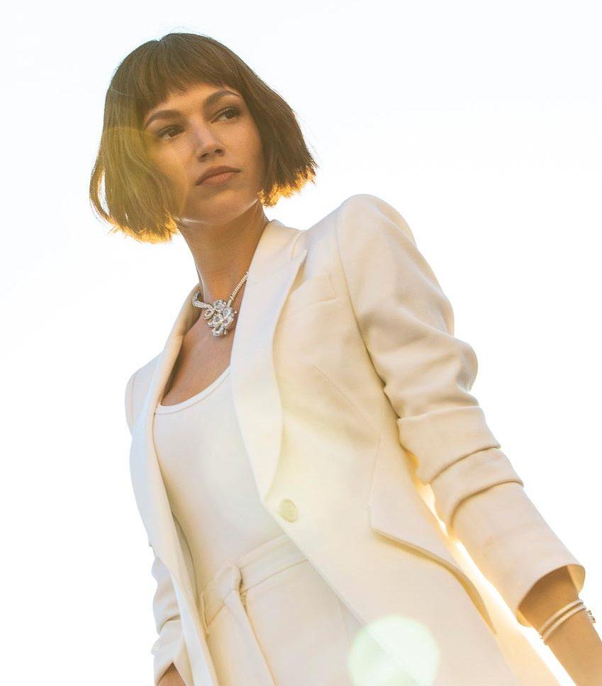 Nữ diễn viên Úrsula Corberó với BST Forever của Bulgari 2