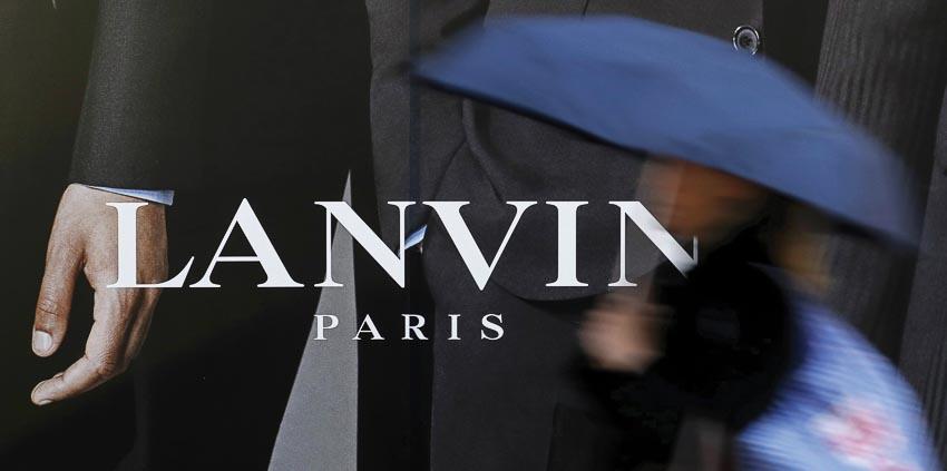 Thương hiệu Lanvin