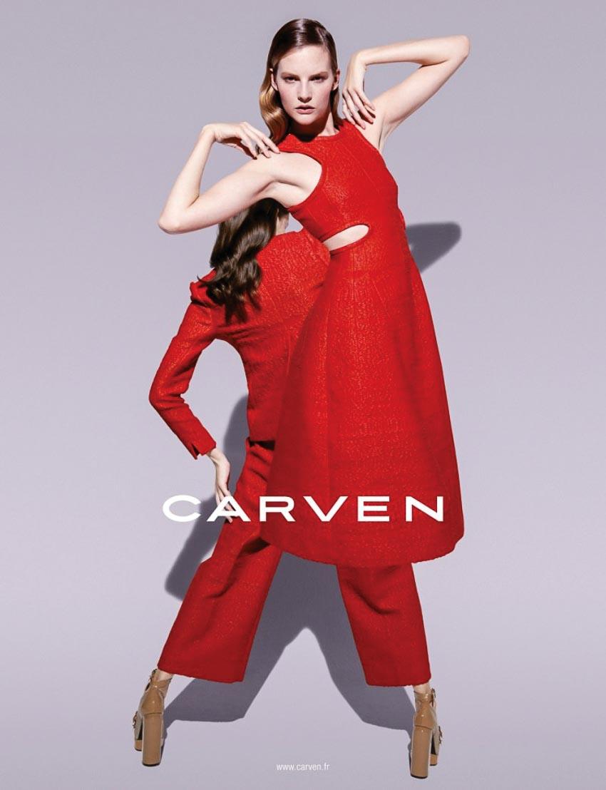 Thương hiệu Carven