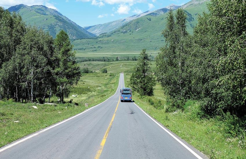 Trên đường vào làng Hemu