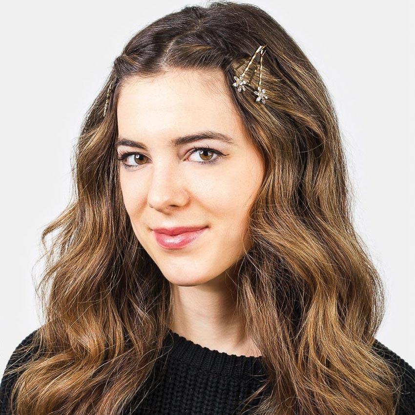 Những chiếc kẹp tăm giúp tóc dài thêm đẹp 1
