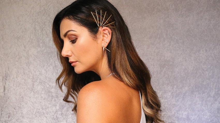 Những chiếc kẹp tăm giúp tóc dài thêm đẹp 5