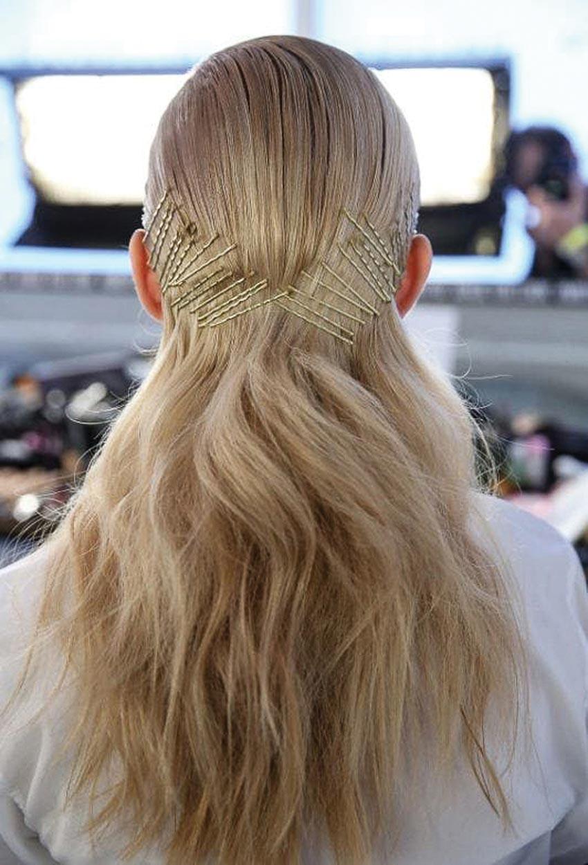 Những chiếc kẹp tăm giúp tóc dài thêm đẹp 6