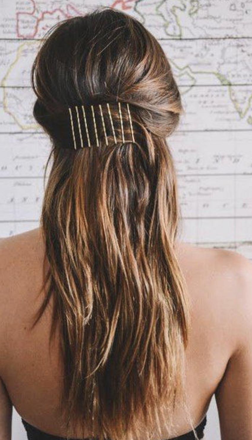 Những chiếc kẹp tăm giúp tóc dài thêm đẹp 7