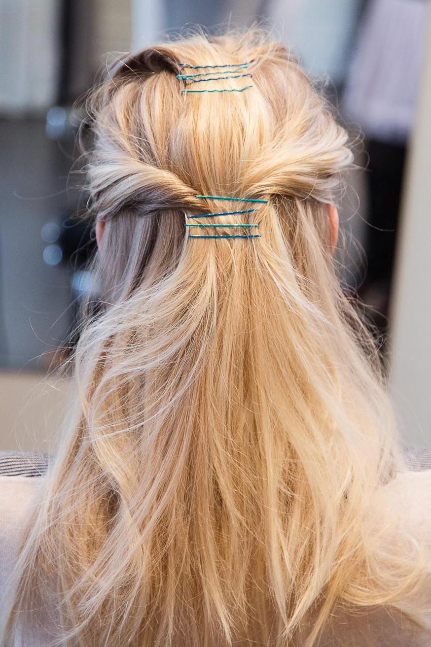 Những chiếc kẹp tăm giúp tóc dài thêm đẹp 8