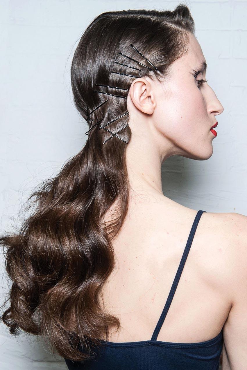 Những chiếc kẹp tăm giúp tóc dài thêm đẹp 9