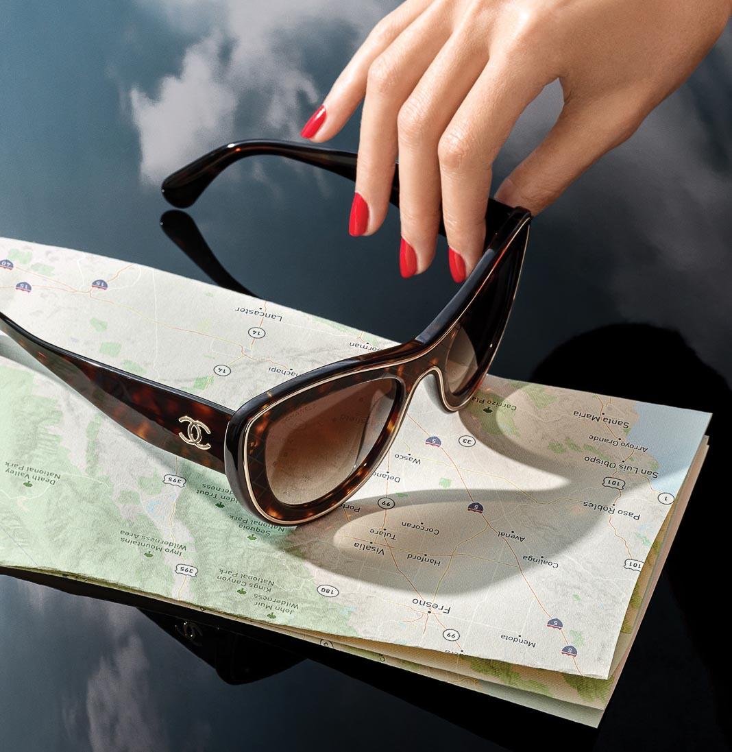 BST thiết kế mắt kính Chanel 3