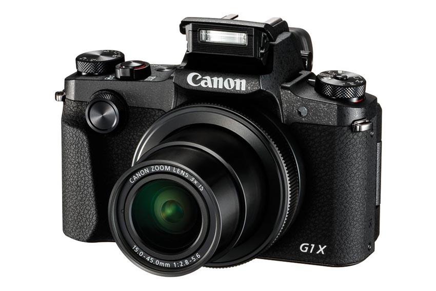 Canon PowerShot G1 X Mark III 1