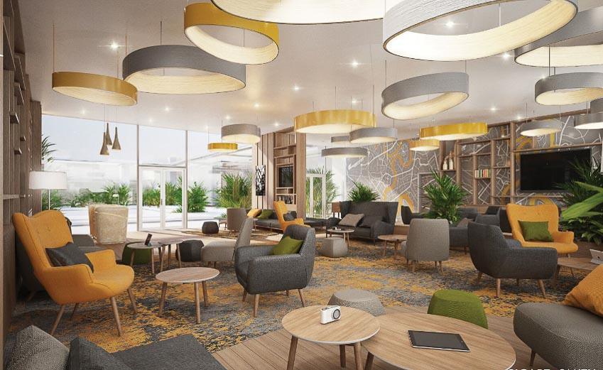 Khách sạn Holiday Inn & Suites Saigon Airport 1
