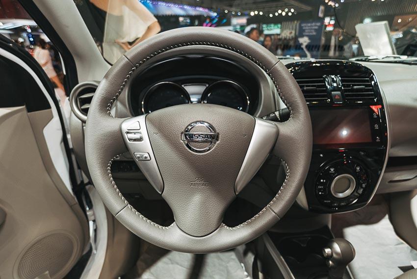 Vô-lăng xe Nissan Sunny Q-Series