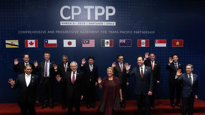 CPTPP có hiệu lực thực thi vào tháng 12