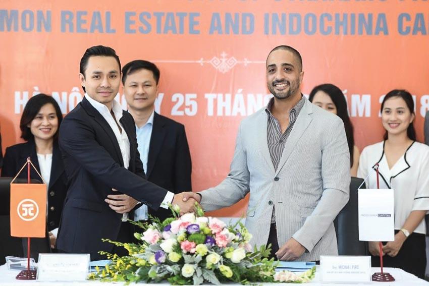 HD Mon Holdings chọn Indochina Capital phân phối dự án