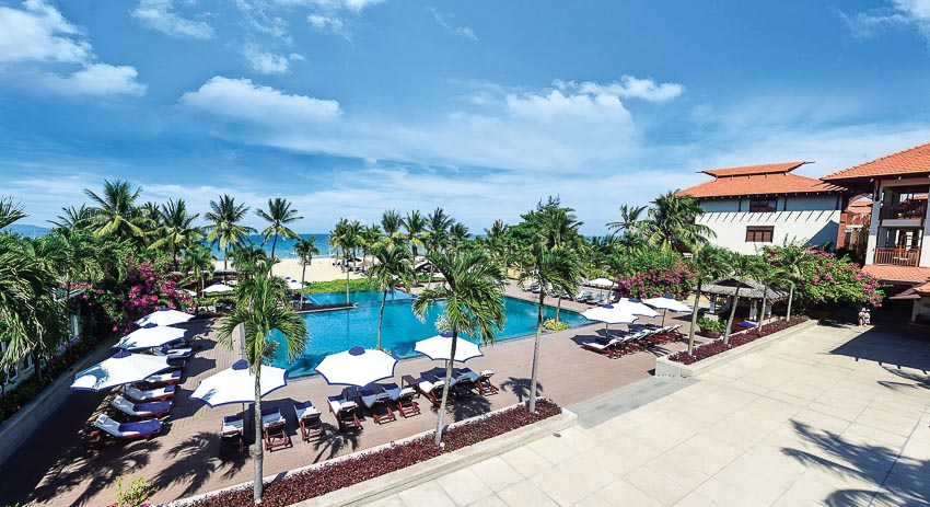 Bay cùng Vietjet đến Furama Resort Danang