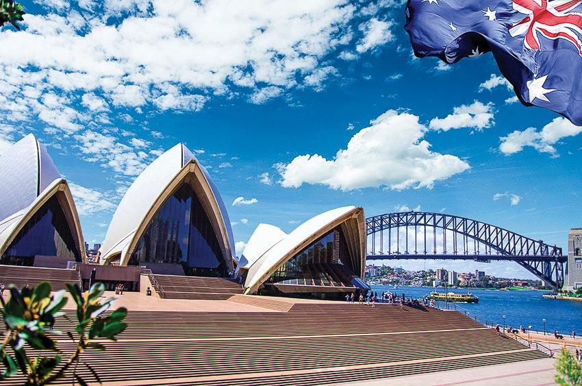 Du học Úc không chứng minh tài chính
