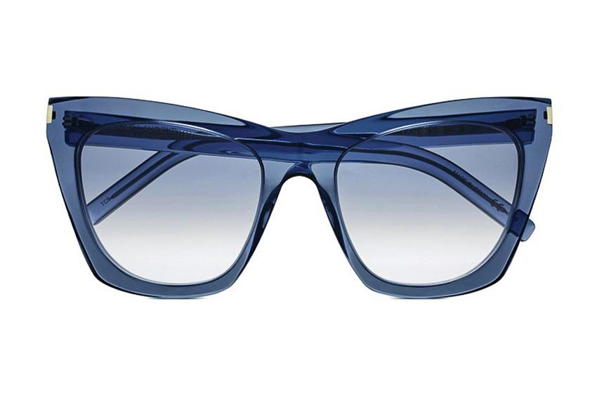 Mắt kính mát của Saint Laurent
