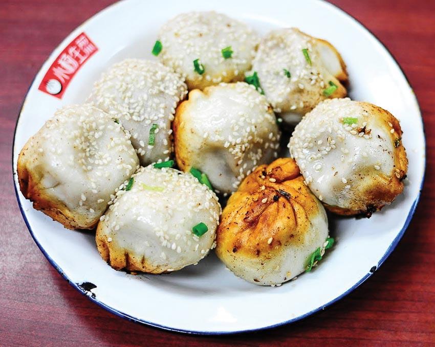 Sheng jian bao