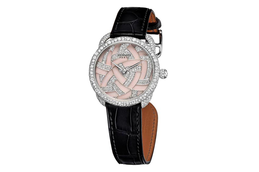 đồng hồ Hermès Arceau Temari 2